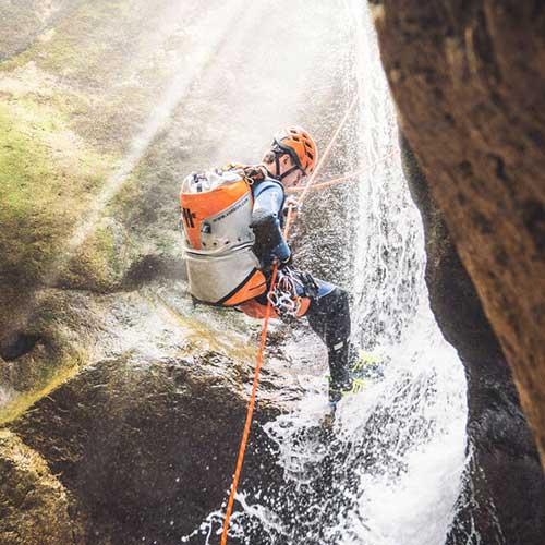 Canyoning für sportliche Naturliebhaber