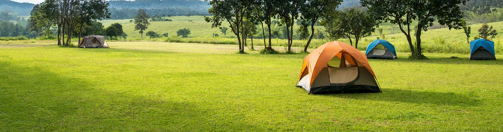 Camping bei Deep Roots Adventures